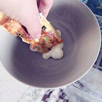 面包片的肉松卷的做法图解8