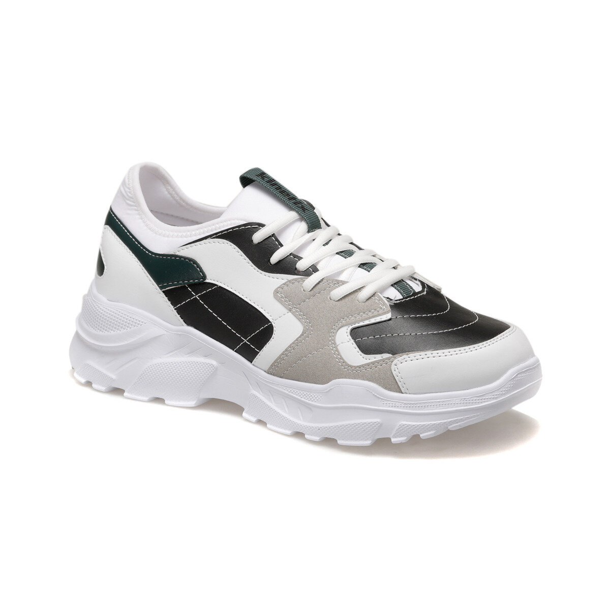 FLO CAPE M 9PR White Men 'S Sneaker Shoes KINETIX