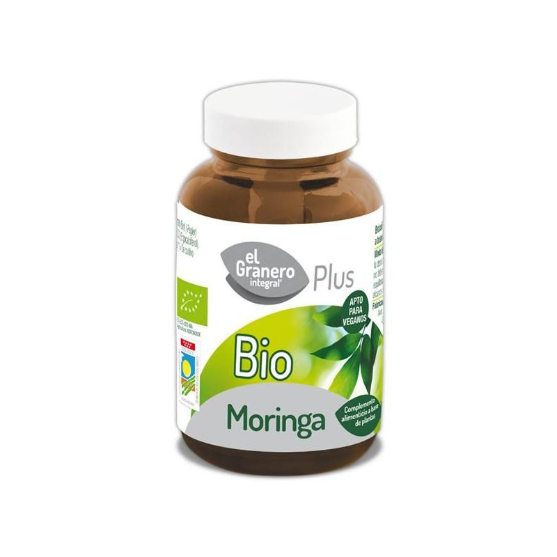 Moringa bio - 90 capsules [barn]