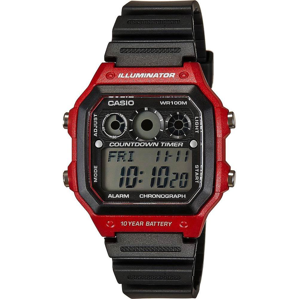 Casio Wrist Watches AE-1300WH-4A Men Digital