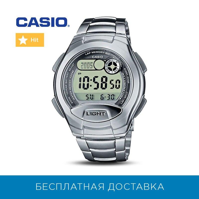 Наручные часы Casio W-752D-1A мужские кварцевые