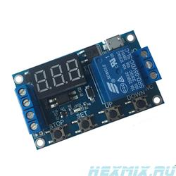 Ws16 programmierbare zeit relais DC 6-30v