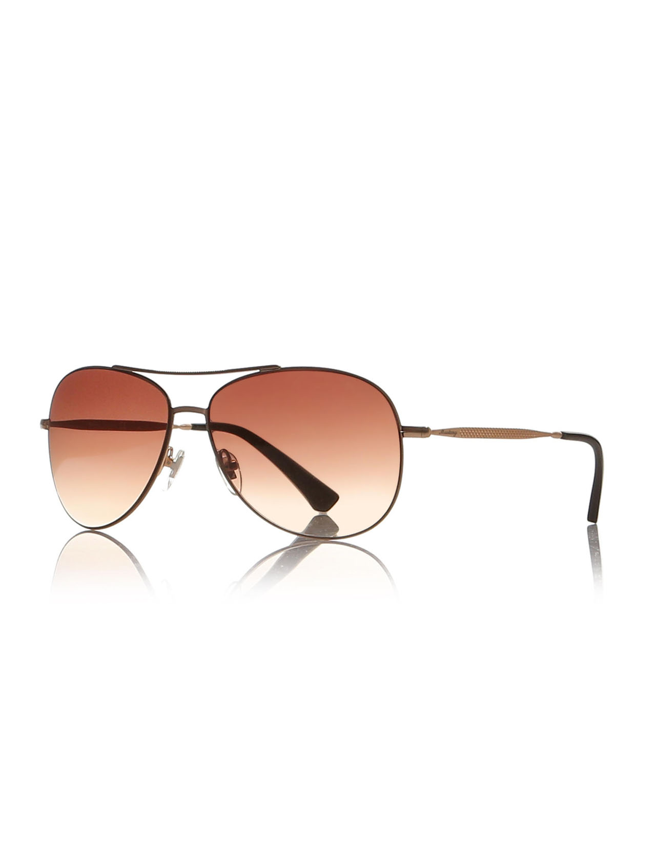 Men's sunglasses mu 1500 04 metal yellow organic 62 -- mustang