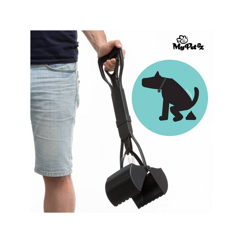 Clip Collects Excrement For Garden My Pet Picker