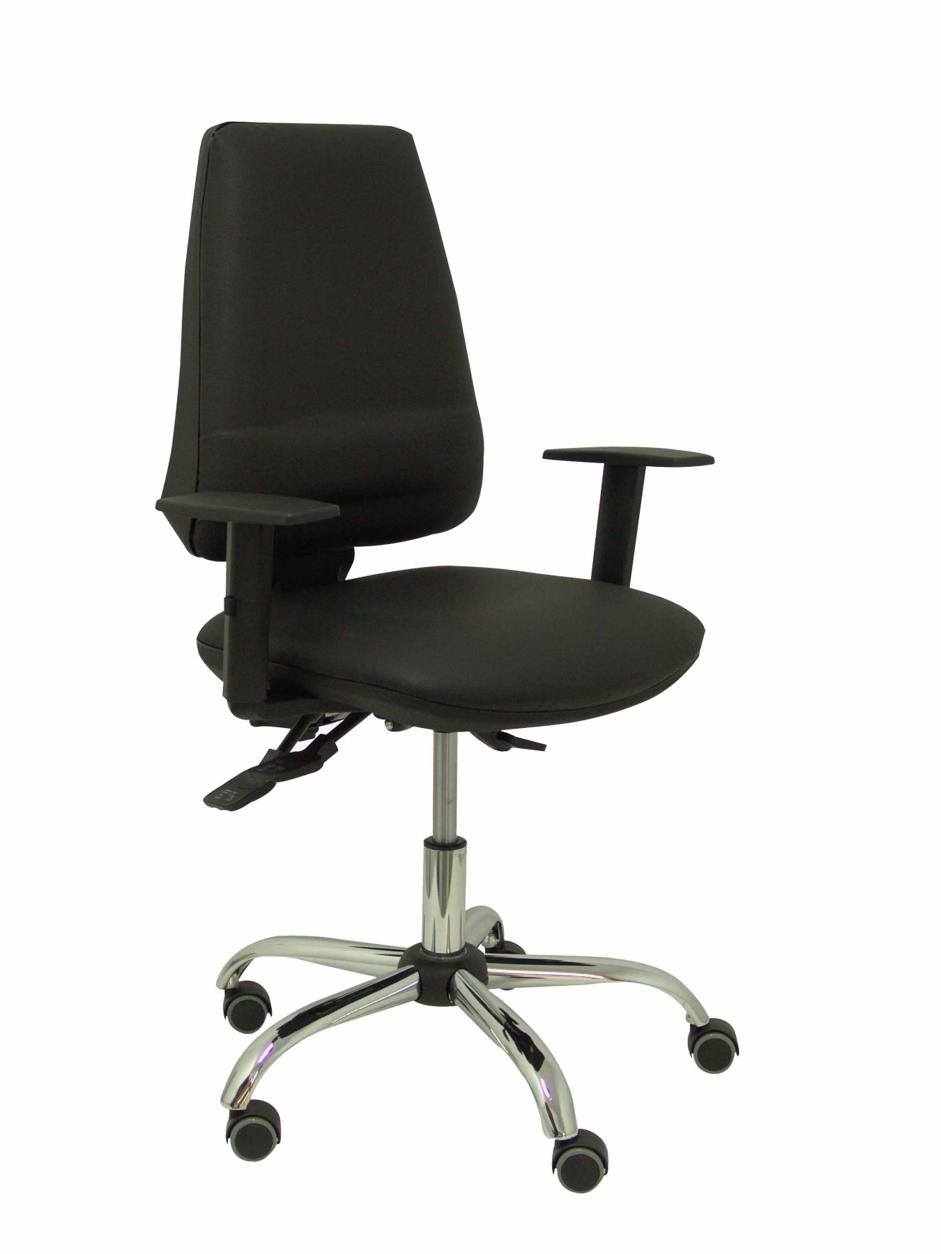Ergonomic Office Chair With Mechanism Asincro And Adjustable Height-Seat And Backrest Cushion Fabric Similp