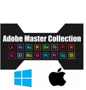 Adobe creative cloud 2021 master collection windows/mac os original & versão completa pré-ativado entrega instantânea