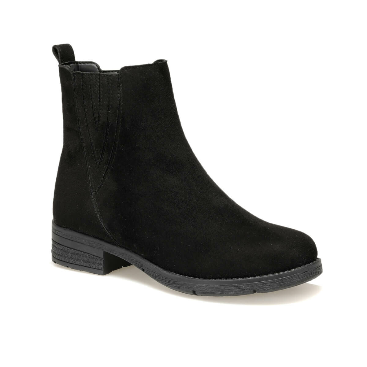 FLO CW19051 Black Women Boots Art Bella