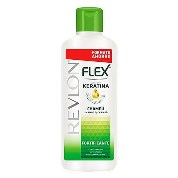 Nourishing Shampoo Flex Keratin Revlon