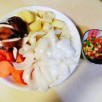 改良版日式土豆炖肉的做法图解2