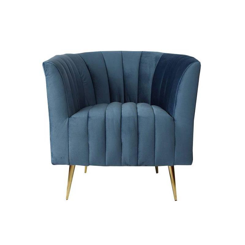 Armchair Art Deco Hug (72x67x75 Cm)