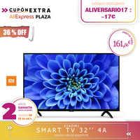 [Offizielle Spanisch version garantie] xiaomi mi smart tv 4A 32 zoll 1,5 harte gb 8 hard gb 64-bit Quad Core android 9,0 HD TV WIFI
