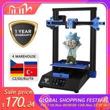 TWO TREES 3D Printer Bluer High Precision Auto Leveling Print TMC2208 Glass Resume Power Failure Large Size Facesheild
