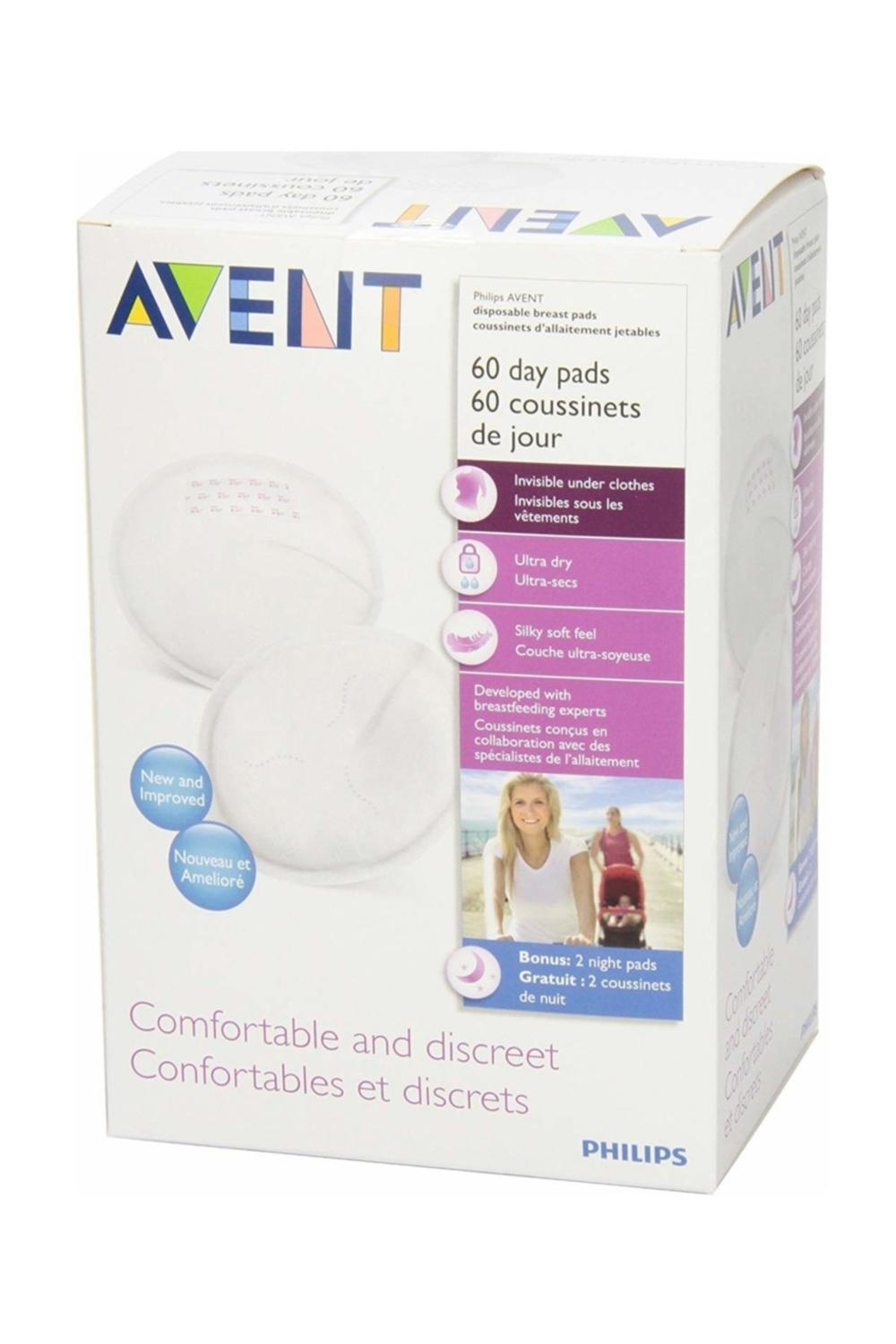Philips Avent 60'S Disposable Breast Pad | Baby Breastfeeding | Baby Feeding | Mother Breast