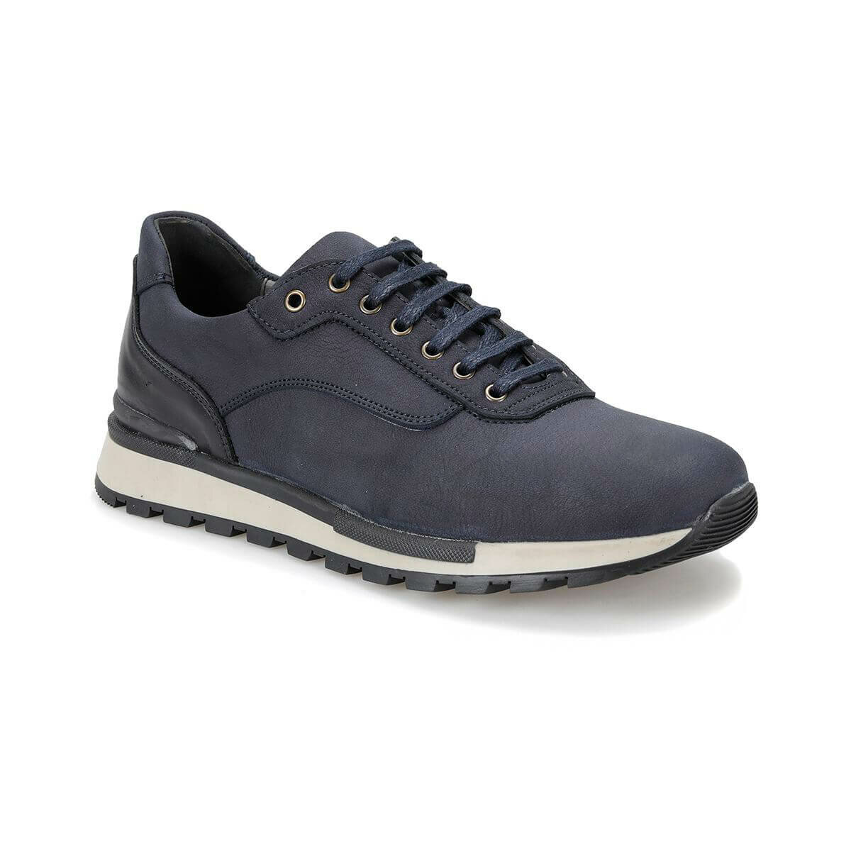 FLO 2008 Navy Blue Men 'S Classic Shoes-Styles