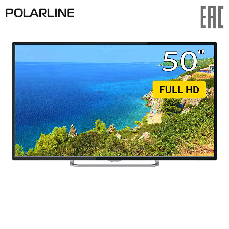 TV 50 Polarline 50PL53TC FullHD SmartTV 5055inchTV dvb dvb-t dvb-t2 digital