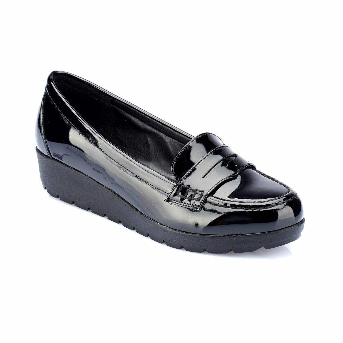 FLO 82.156027.Z Black Women Shoes Polaris