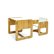 Desk Child Chair-Set Furniture Table Montessori-Table Columbine And Game Gift Age Working