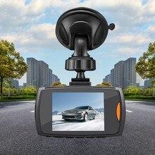 где купить New Car Dash Cam DVR 2.2 Inch Portable Mini Dash Camera 1080P HD Car Camera Recorder Driving Video Recorder With Rotating Holder по лучшей цене