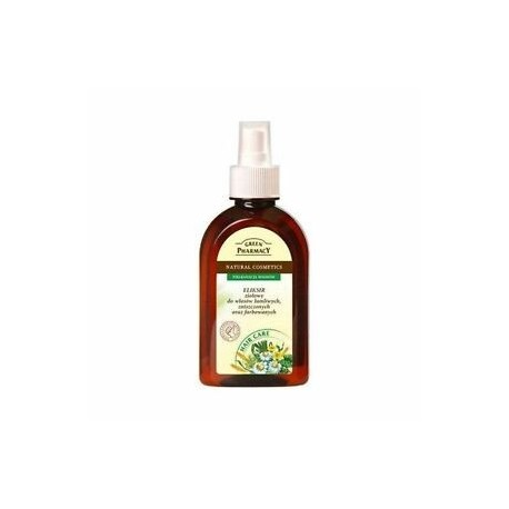 GREEN PHARMACY HERBAL ELIXIR FOR DAMAGED AND BRITTLE HAIR 250ML