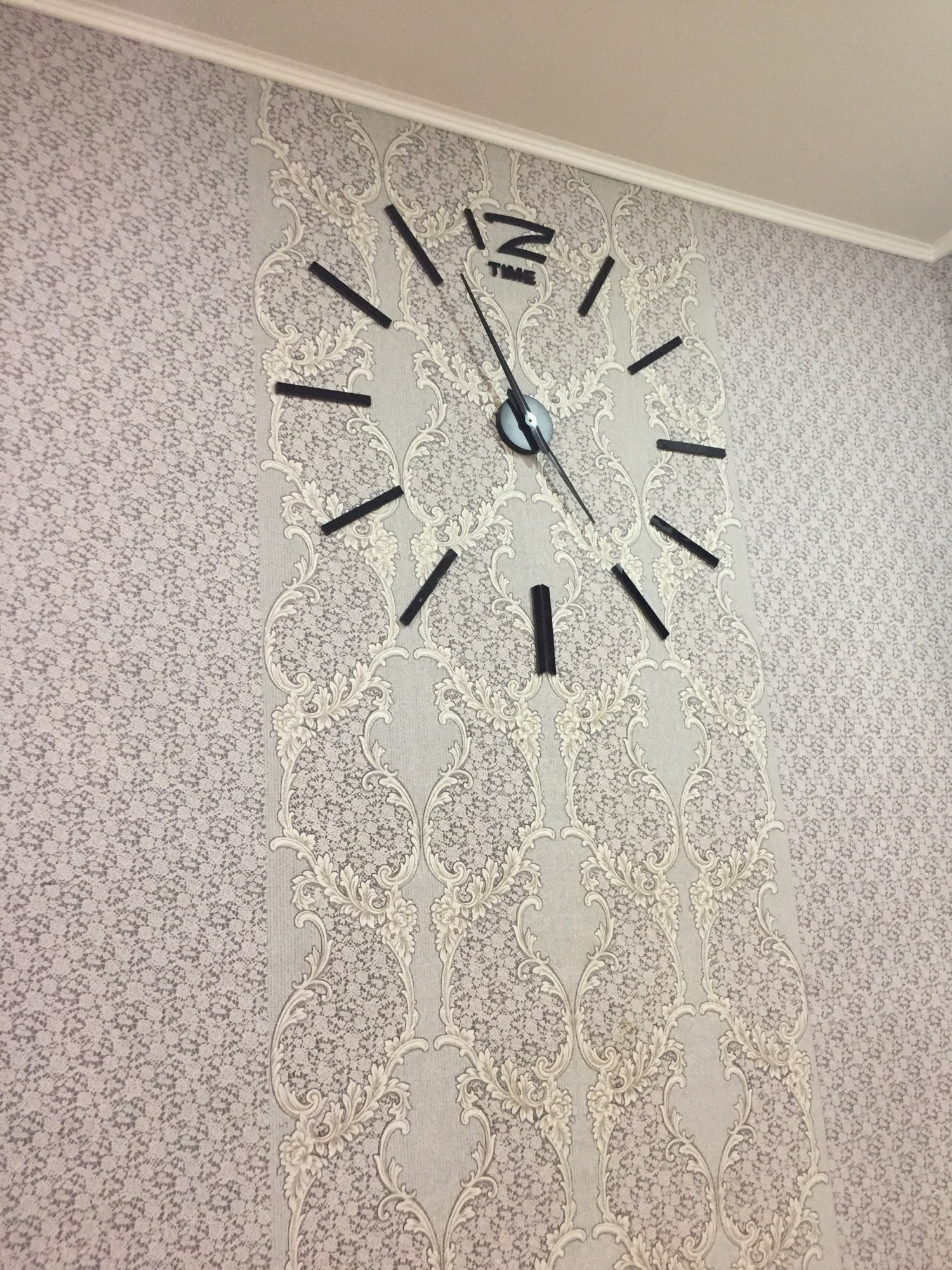 Modern Wall Clock for Decorating photo review