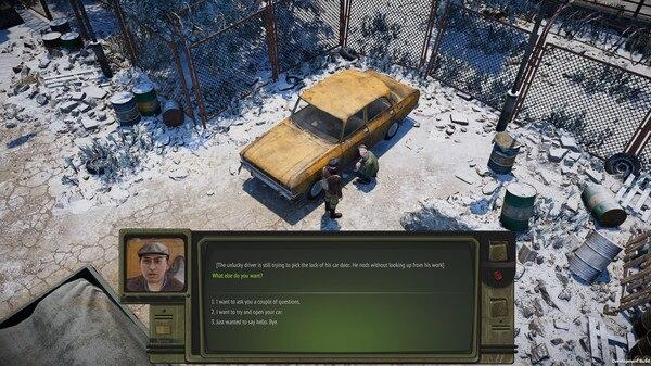 《核爆RPG:末日余生 ATOM RPG: Post-apocalyptic indie game》中文版百度云迅雷下载v1.152插图(3)