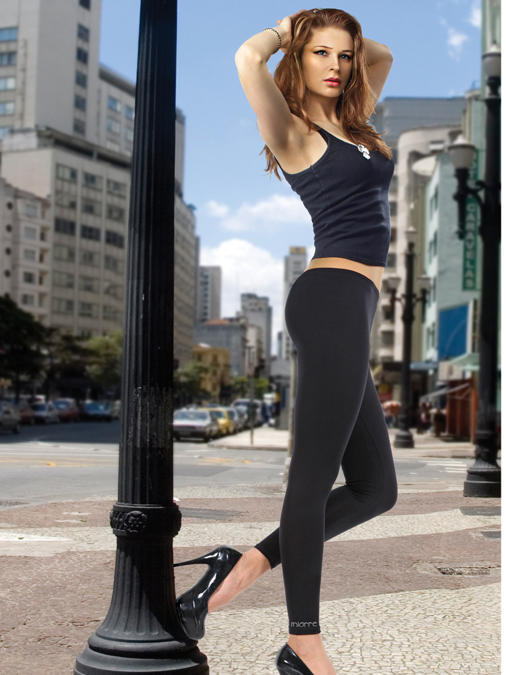 Seamless High Waisted Casual Leggings, Sexy Pants For Women, Pants For Daily Use, Flexible Street & Home Wear, Fast Dry Leggings