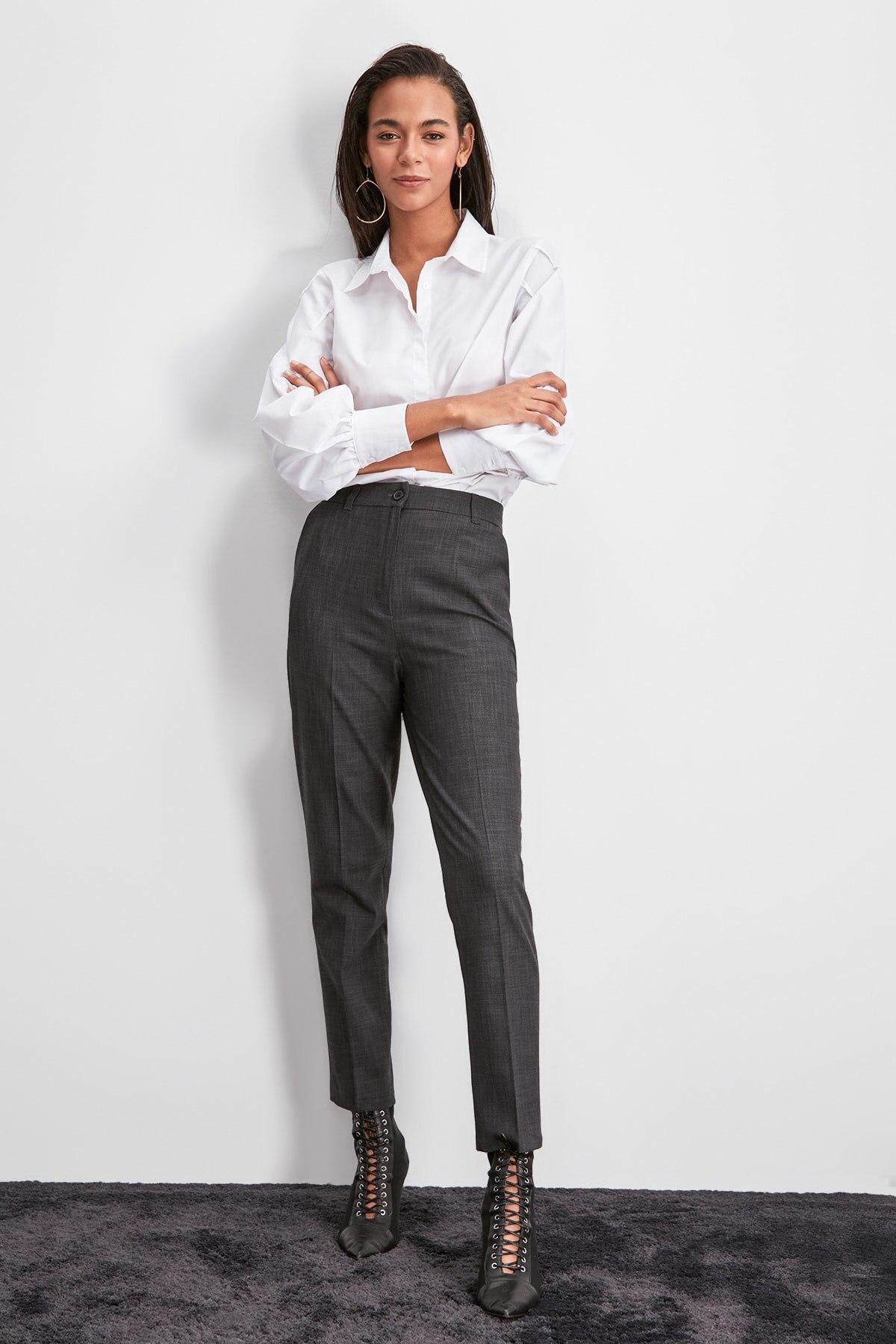 Trendyol Beli Wheel Pants TWOAW20PL0605