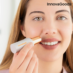 InnovaGoods No-Pain Facial Hair Trimmer