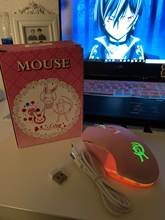 I like this mouse very much it's so cute