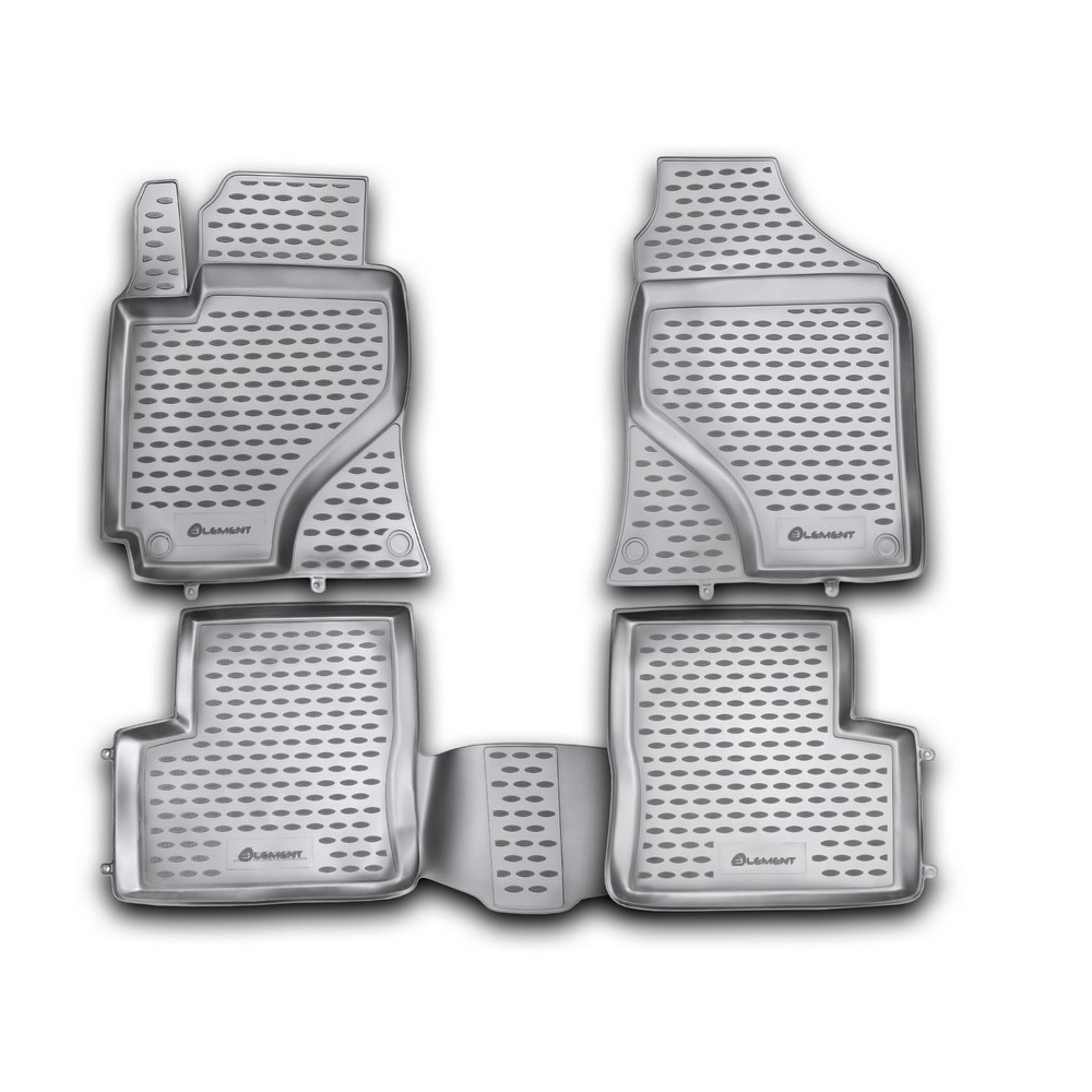 Floor Mats For LIFAN Solano 2010-2016. NLC.73.02.210kh
