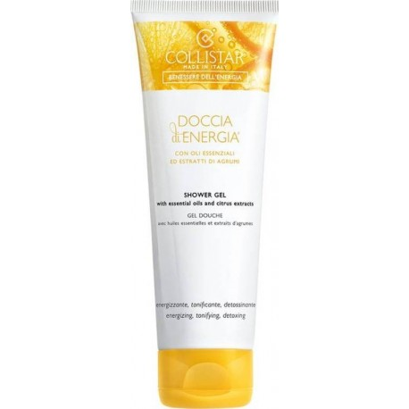 COLLISTAR ENERGIA DI DOCCIA SHOWER GEL 250ML