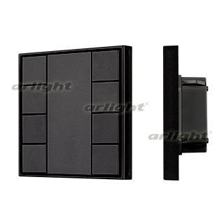 028757 INTELLIGENT. ARLIGHT Panel KNX-223-2-BLACK (BUS) Box-1 Pcs ARLIGHT-Управление Light/Lot KNX/^ 83