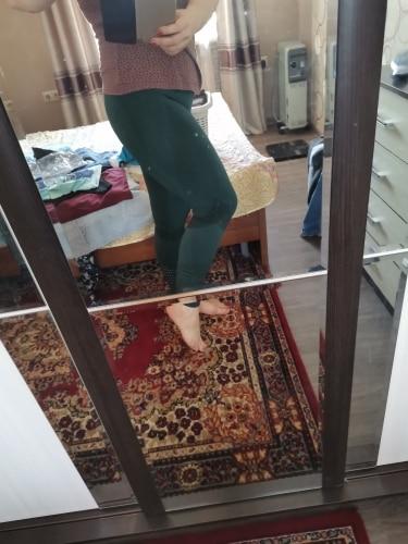 Women's Push-Up Leggings for Fitness photo review