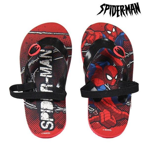 Spiderman Flip Flops