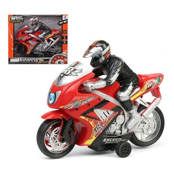 Motorcycle Super Team 111636 Red Black