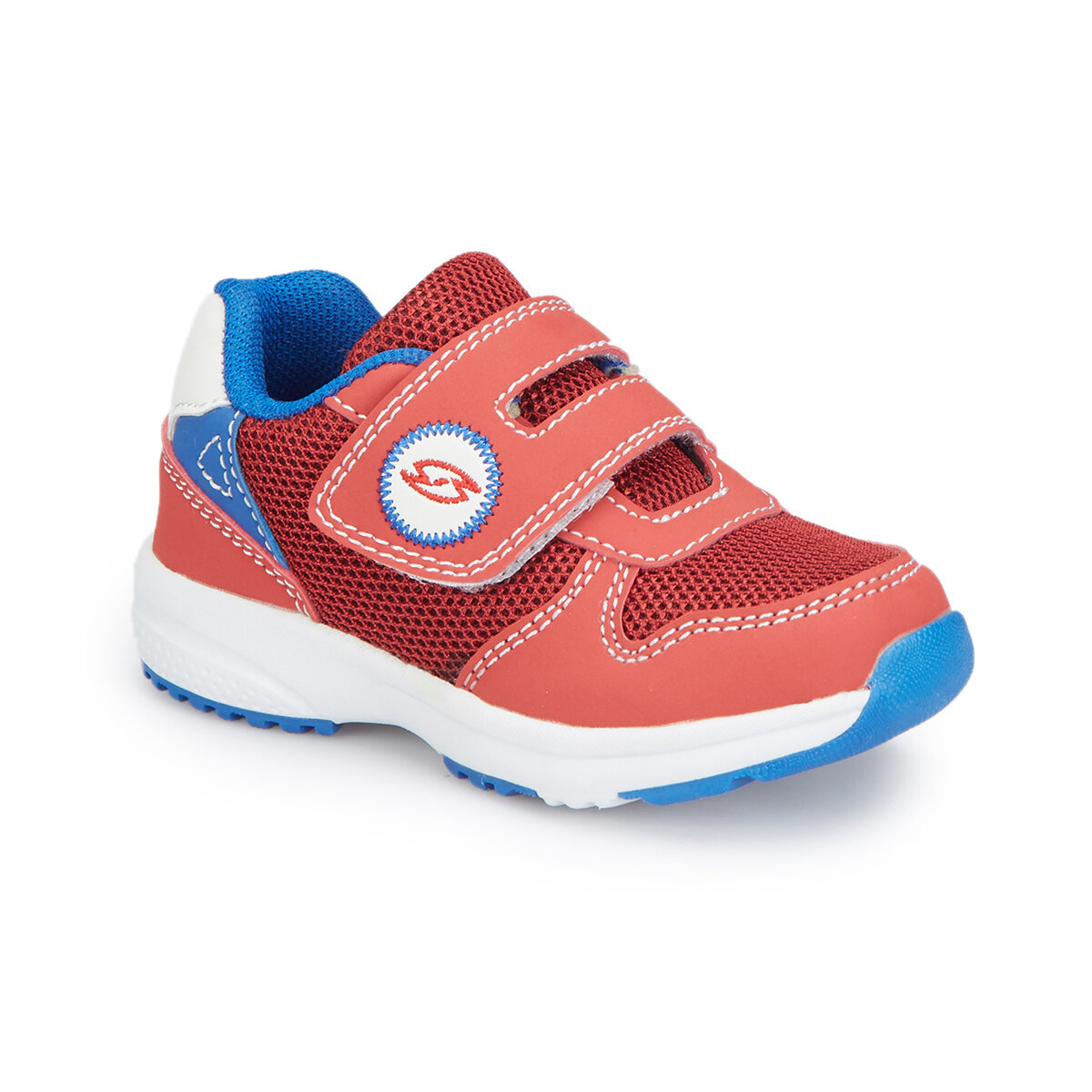 FLO 81.509566.B Red Male Child Sports Shoes Polaris