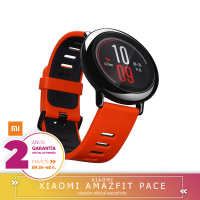 Official Warranty Amazfit In Spain Amazfit Pace Huami Smart Watch with GPS, heart rate monitor, tactile, Impermeabl