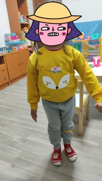 2Pcs Baby Girls Clothing Sets For Autumn & Winter photo review