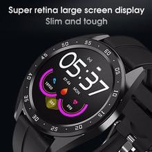 HESTIA reloj inteligente hombre Fitness Tracker hombres mujeres usable dispositivos banda inteligente Monitor de ritmo cardíaco detección pulsera inteligente