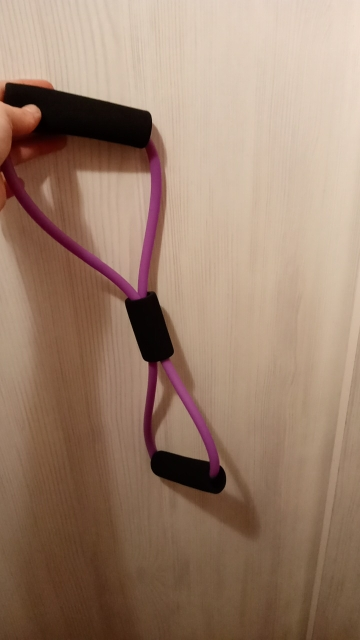 Elastic Rope Exercise Equipment photo review