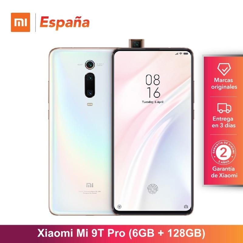 [Global Version For Spain] Xiaomi Mi 9T Pro (Memoria Interna De 128GB, RAM De 6GB) Movil