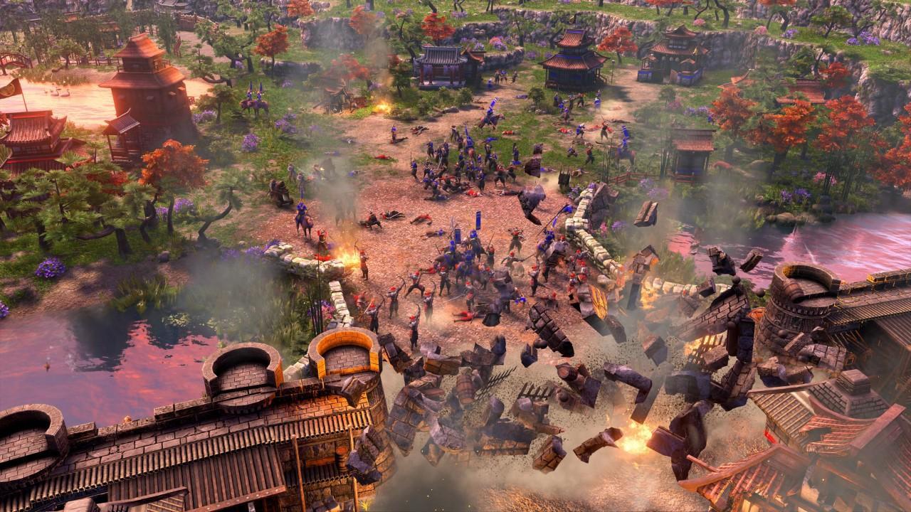 踏上支配世界的征程——《帝国时代3决定版》插图