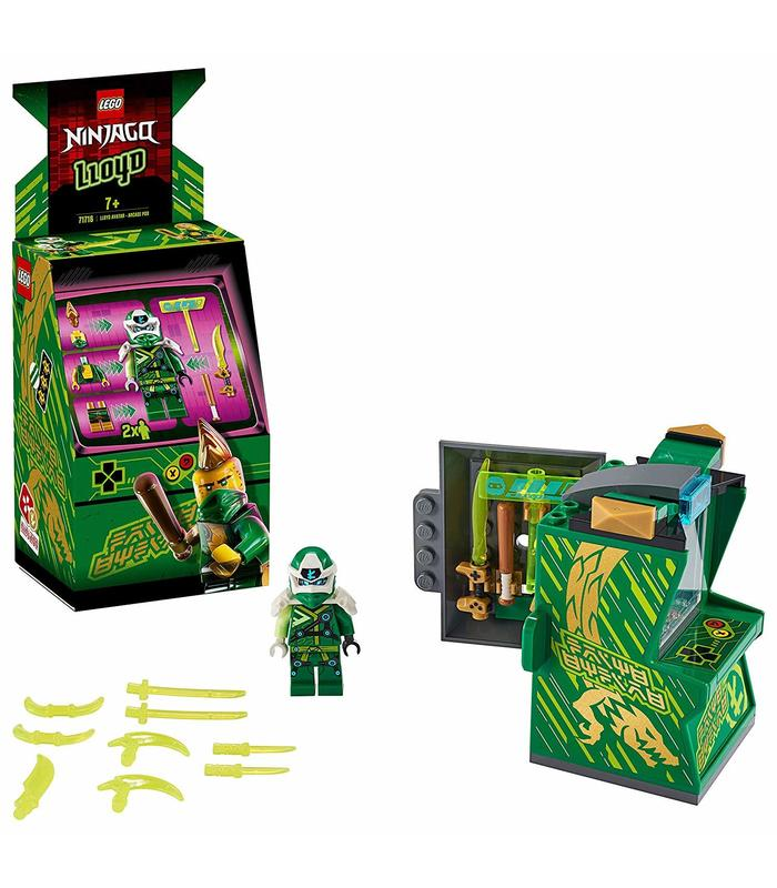 Layman 71716 Cabin Set: Avatar Lloyd Toy Store
