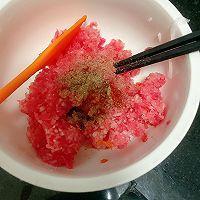 萝卜丝牛肉饼的做法图解7