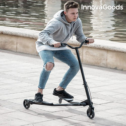InnovaGoods скоростной 3-колесный скутер