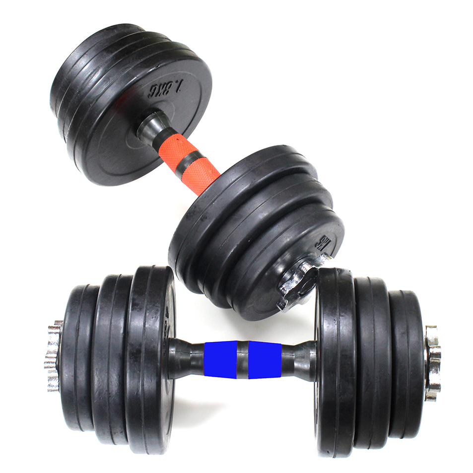 Dumbbell dumbbell Lady dumbbell Hombres Fitness exercise Gimnasi Equipo de Equipo exercise set s-1