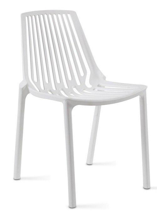 Chair ALANDALUS, Polypropylene White *