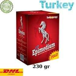 Balsarayi Power VIP afrodisiaco Epimedium turco miel mezcla-turco Macun, 230gr