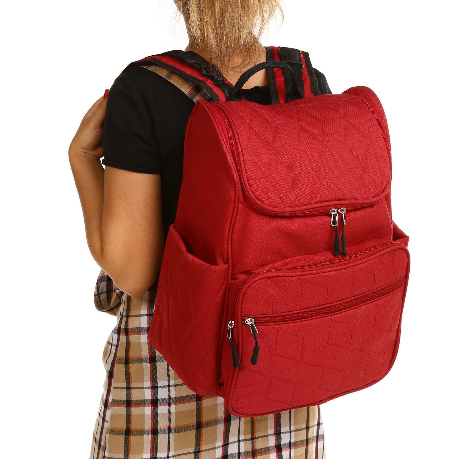 Ebebek Babymom Baby&Mom Multipurpose Quilted Backpack Bag