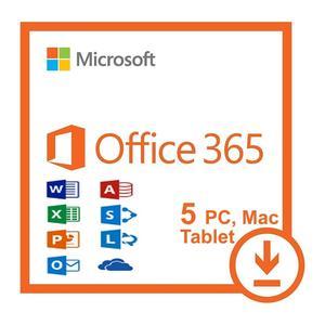 Office 365 Pro Plus Лицензионная учетная запись на весь срок службы все языки работает на 5 устройствах microsoft office 2019